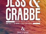 Micro-clubbing Jess Crabbe Puff 18/03/2011