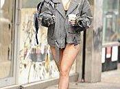 Lady Gaga sans pantalon York