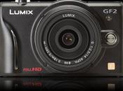 Test compact hybride Panasonic Lumix DMC-GF2