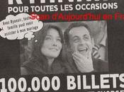 Nicolas Sarkozy Carla Bruni font pour Ryanair