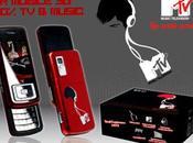 mobile 100% Music chez