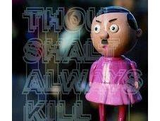 Scroobius Thou shalt always kill