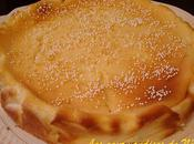 Gâteau fromage blanc lemon curd