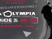 Janet Jackson l'Olympia