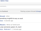 Facebook Rolls Overhauled Comments System (Try Them TechCrunch)