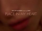TAYLOR McFERRIN PLACE HEART