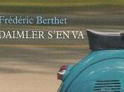 L'année littéraire (16) retour Frédéric Berthet