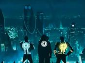 Trailer film d'animation TRON