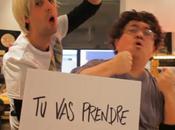 Quand Boublil parodie David Guetta