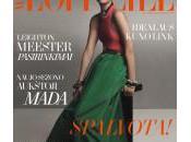 Leighton Meester pour L'Officiel Magazine, Lithuanie Photos