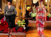 Triste Fashion Week avec deux grands absents John Galliano Christophe Decarnin chez Balmain...