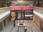 Fanpics Peter Facinelli QuakerBridge Mall