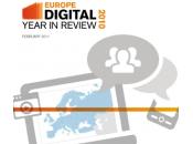 Etude: réseaux sociaux plus présents Europe