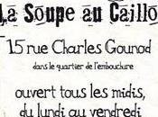 SOUPE CAILLOU