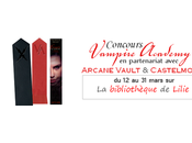 Concours Marque-Pages Vampire Academy Contest Bookmarks (Open everyone everywhere)