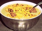 Soupe Broccoli Cheddar