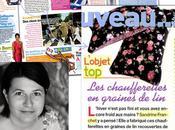 chaufferettes mains pieds designées Objet magazine Maxi