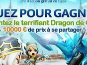 Dragonica offre euros cadeaux joueurs