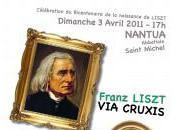 L'organiste Olivier Leguay joue Liszt l'abbatiale Nantua (Ain)