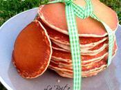 Pancakes Noisette Vanille