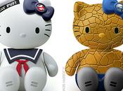 Hello Kitty version Super Héros