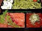 Bento Rouge Vert