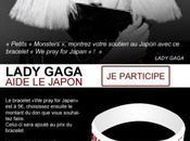 Lady Gaga sauver Japon
