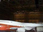 nouveaux Boeing 747-8.