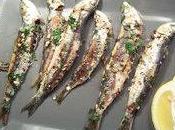 sardines plancha