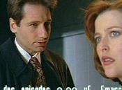 "X-Files review épisodes 2.22 Emasculata"" 2.23 ""Soft Light"""