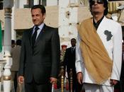 Sarkozy fait campagne Libye