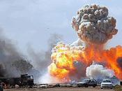 L'action Lybie électoraliste