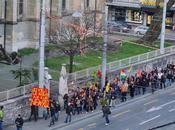 Manifestation Kurde Genève
