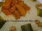 Couscous algérien panse