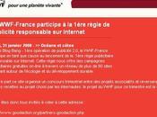 WWF-France participe 1ère régie publicité responsable Internet
