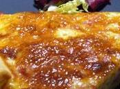 Quiche Jambon, lardons