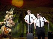 livre Mormons Broadway