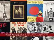 Vente livres photographiques collection