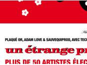 """étrange printemps"""" Machine Moulin Rouge"""