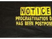 Entre équilibre procrastination