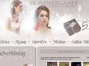 site jeudi interview Dark Phoebe (Heaven-Lyssa.net)