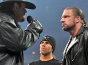 Shawn Michaels sème doute dans l'esprit Triple