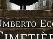livre jour cimetière Prague, Umberto