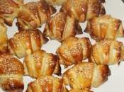 Petits croissants Stéphanie
