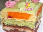 Quand printemps revient avec gourmandise Gâteau pour concours Tartine&Délices,