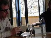 Société Européenne Auteurs Projet Borgès: rencontre CITL avec Camille Toledo