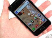 vidéo navigateur Samsung Galaxy