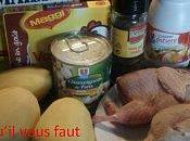 mange quoi demain cailles sauce cêpes