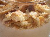 Pannacotta noix coco crumble p'tit
