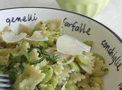 Presto Pasta Nights Farfalle fave with fresh fava beans Pâtes fèves fraîches
